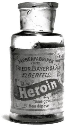 Bayer Heroin. Or take aspirin. Whichever you prefer.