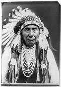 edward curtis: Chief Seattle