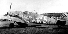 Bf 109G6 10.JG51 (B1+I) Anton Hafner Kurland 1944