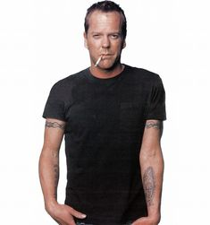 Kiefer Sutherland/ oh how I love bad boys...sigh