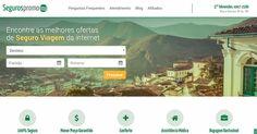 Como escolher o melhor seguro viagem. Site da Seguros Promo compara os benefícios e valores das melhores seguradoras do país.