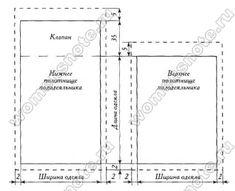 Как сшить пододеяльник конверт
