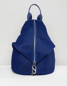 ASOS | ASOS LIFESTYLE Mesh Dogclip Backpack