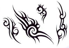 Easy tribal tattoo designs for men 2014