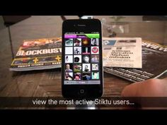 Stiktu is a whole new way of using augmented reality to be creative and express yourself on top of objects in the real world. It's the app to leave your mark, share your favorite things, rate items you like and speak your mind.