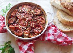 Στρωμένο ''Μπριάμ''  / Mixed vegetables ''mpriam'' in layers.