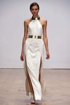 Thigh high splits - Sass & Bide Ready-to-Wear S/S 2013