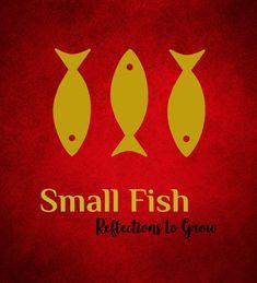 Blog cristiano Small Fish, Reflection, Blog, Christian Living, Spirituality, Bible Studies, Creative Senior Pictures, Christians, Blogging