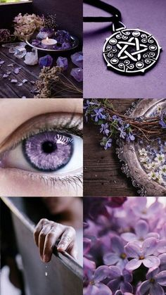 Witch Aesthetic, Aesthetic Collage, Purple Aesthetic, Character Aesthetic, The Witcher Series, The Witcher 3, Witcher Art, Yennefer Witcher, Yennefer Of Vengerberg