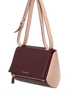e2f313f63644 Givenchy Medium Pandora Box Two Tone Leather Bag Pandoras Box