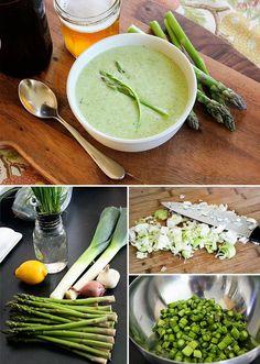 spargel gesund essen rezept spargelsuppe kochen produkte