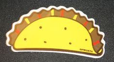 ODD FUTURE OFWGKTA Sticker TACO BAND LOGO decal New TYLER THE CREATOR