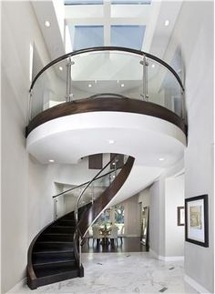 Contemporary (Modern, Retro) Foyer by Mark English