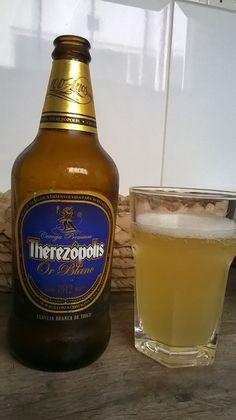 Cerve Já: Therezópolis Or Blanc