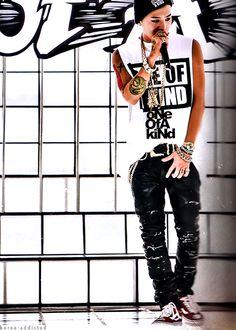 GD aka G Dragon of Big Bang. Daesung, 2ne1, Got7, Ulzzang, G Dragon Fashion, Hip Hop, G Dragon Top, Gd And Top, Bigbang G Dragon