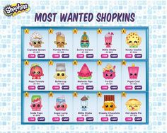 427 best shopkins images on pinterest activity toys miniatures
