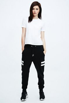 Systvm Creator Joggers in Black