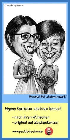 Die 11 Besten Bilder Von Karikaturen Zur Hochzeit