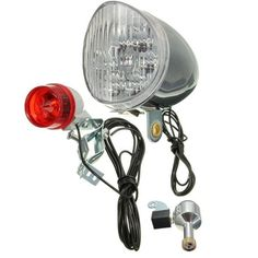 Motorized Bike Friction Power Generator Generation Dynamo Rear Tail Light Kit. Motorized Bike Friction Power Generator Generation Dynamo Rear Tail Light Kit    description:  fitting For Universal Bicycles  ideal For Bicycle Amateur /lover And Bike Travell http://egardeningtools.com/product-category/generators/