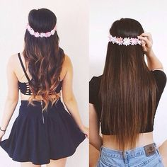 Top 7 Best Black Ombre Hair Color Ideas 2014 brown ombre hair colors sombre straight hairstyles sombre wavy hairstyles  brown ombre hair extensions for long straight/wavy hairstyles with flowers