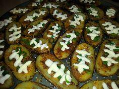 potato skins for superbowl party