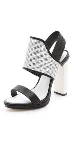 BCBG Jovian High Heel Sandal