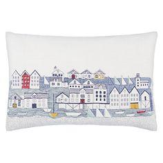 Buy John Lewis Nordic Houses Cushion Online at johnlewis.com