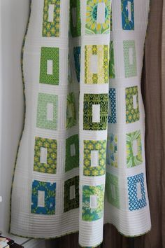 Beautiful!! Tide Pool Quilt by Townmouse