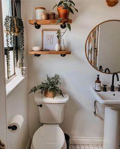 Modern Bathroom Decor, Bathroom Interior Design, Bathroom Designs, Decorating Small Bathrooms, Modern Small Bathroom Design, Industrial Bathroom, Interior Ideas, Bathroom Inspiration, Home Decor Inspiration