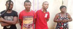 Police Smash Child Trafficking Syndicate, Rescue Three Children