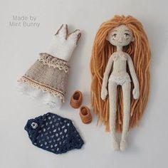 Yulia, happy dollmaker✌ @mint.bunny Instagram photos | Websta (Webstagram)