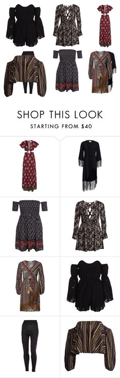 """Untitled #3935"" by luciana-boneca on Polyvore featuring Kiss The Sky and Castelli"
