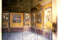 Category: Rome | Fourth Style Roman Painting. The fourth style incorporates elements from earlier styles. The architecture in fourth style wall paintings is more realistic and the wall has a tendency to open up like the second style although not as much.