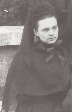 "Happy ""first"" Memorial of this new Saint (canonised 16 October 2016) – St Elizabeth of the Trinity – November 8 #pinterest #stelizabethofthetrinity Elizabeth Catez offers hope to any parent who struggles with a strong-willed child. A holy terror as a toddler, she once embarrassed her mother by shouting out at Mass, ""Bad priest! Bad priest! That's my doll!"" The priest had secretly borrowed her doll to be used as the Christ Child in his ......"