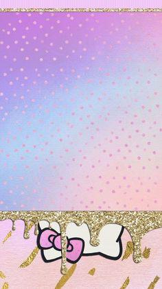 Hello Kitty Backgrounds, Hello Kitty Wallpaper, Cute Backgrounds, Cute Wallpapers, Wallpaper Backgrounds, Phone Backgrounds, Abstract Backgrounds, Hello Kitty Art, Hello Kitty Themes