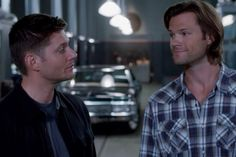"""""""There's no place like home."""" -Sam to Dean"""