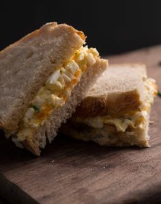 We're a nation of sandwiches lovers, so much so there's a whole week dedicated to them! Therefore, it's with great delight we welcome Helen Graves, author of the book 101 Sandwiches and popular blog London Review of Sandwiches to our blogging team. In the first of a new series she argues that egg mayo is one of the greatest fillings of all time.