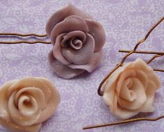 Imperfectly Perfect: Roses for Their Hair