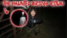 THE HAUNTED BRIDGE RITUAL   MOE SARGI - YouTube