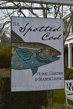 The Spotted Cod. Sandwich, MA (Cape Cod)