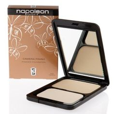 Napoleon Perdis Camera Finish Powder -   The most ah-ma-zing powder which re-activates your foundation for a 'just applied look'.....