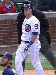 Chicago Cubs   Miguel Montero