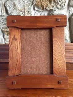 5 x 7  Craftsman cloudlift frame -Sapele mahogany