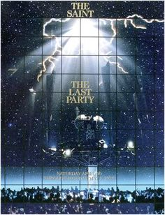 The Saint.......  The BEST Dance Club EVER!!!!!