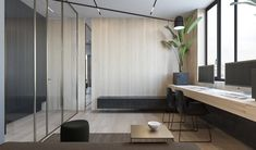 3 Modern Minimalist Apartments For Young Families