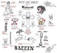 Tupac Amaru Shakur — All of Pac's tattoos 2pac Tattoos, Lyric Tattoos, Dope Tattoos, Unique Tattoos, Body Art Tattoos, Tattoos For Guys, Tatoos, Gangster Tattoos, Mens Tattoos