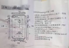 The Rumored iPhone 7 Second Speaker Might Not Be True: Leaked Schematics Suggest That The Holes Are Purely Cosmetic