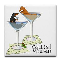 Cocktail Wieners - I want this somewhere near the bar in the mancave!! Hope my fiance is ok with that hehe