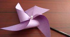 Art and Craft: Pinwheel/Windmill