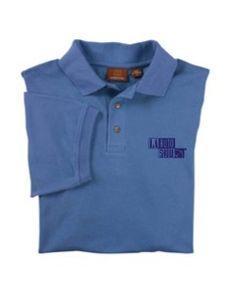 LA Auto Show Store - Blue Pique Polo Shirt, $35.00 (http://www.laautoshowstore.com/blue-pique-polo-shirt/)